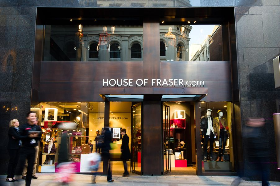 House of Fraser London